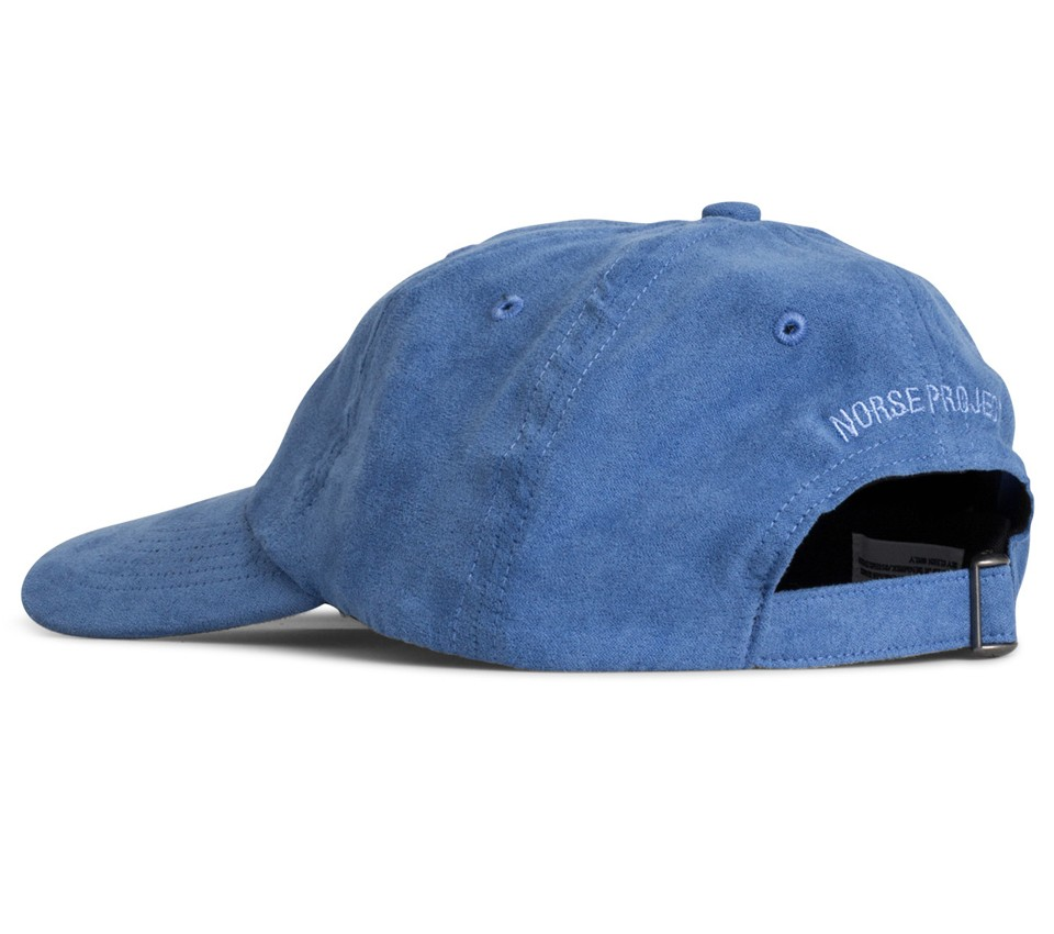 FAKE SUEDE SPORT CAP