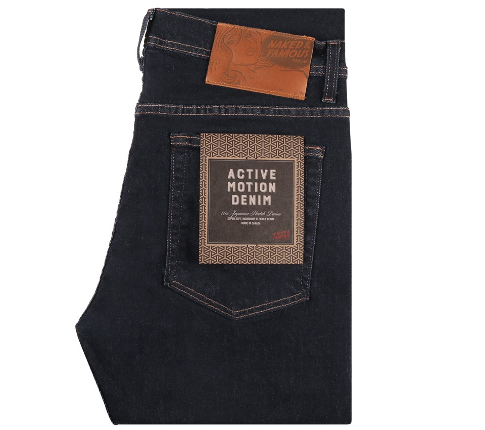 EASYGUY - ACTIVE MOTION DENIM