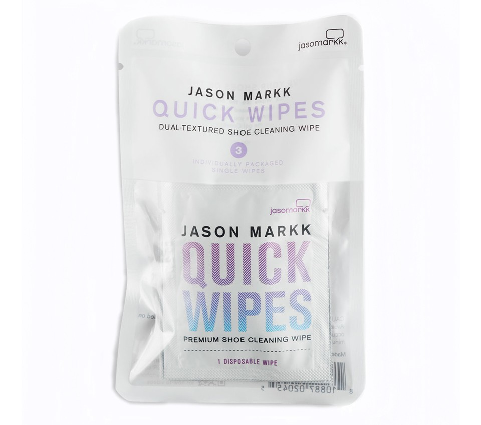 JM QUICK WIPES 3 PACK