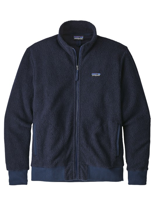 M'S WOOLYESTER FLEECE JKT