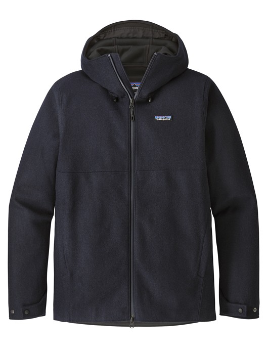M'S RECYCLED WOOL JKT