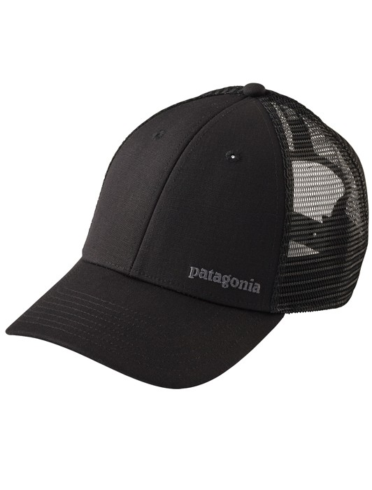 SMALL TEXT LOGO LOPRO TRUCKER HAT