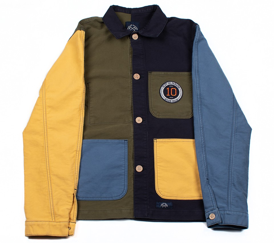VESTE DE COMPTOIR PATCH