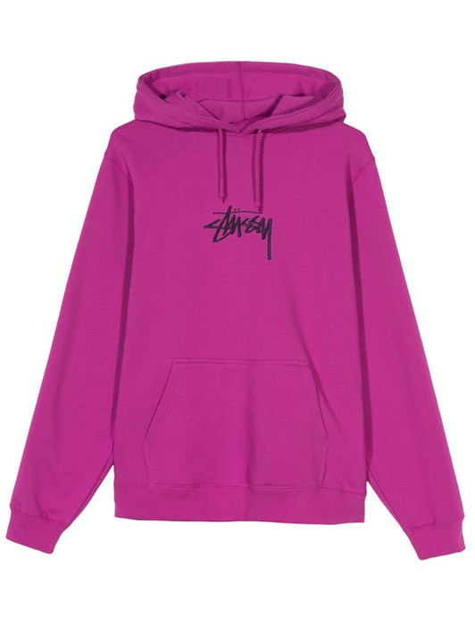 STOCK LOGO APPAREL HOOD