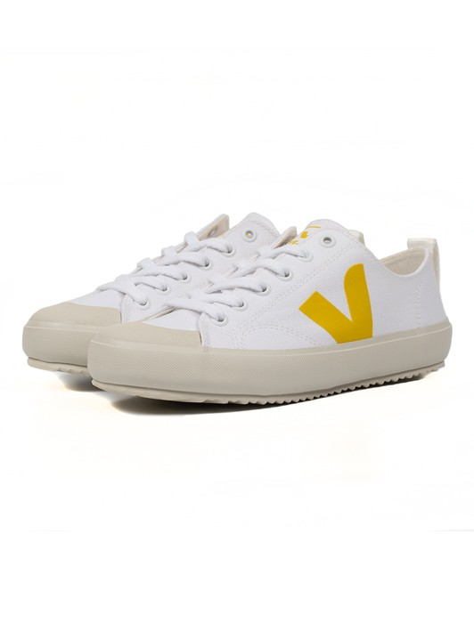 NOVA CANVAS WHITE GOLD YELLOW