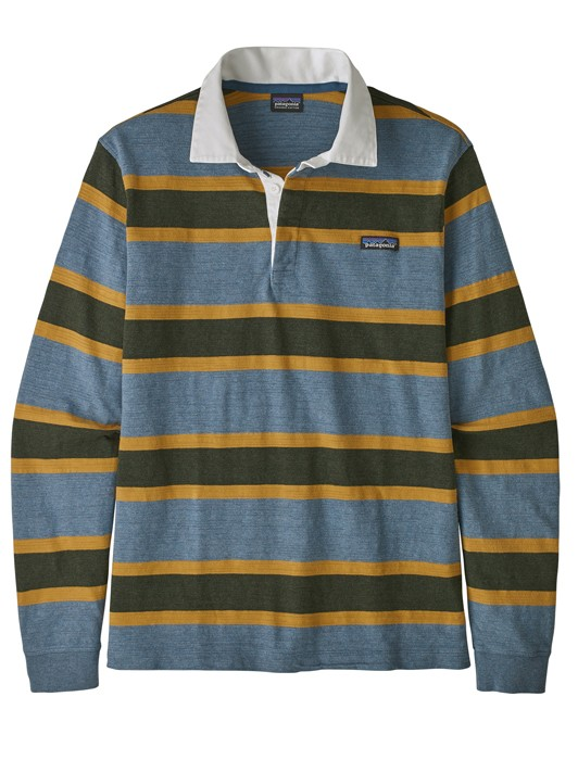 M'S LS LW RUGBY SHIRT