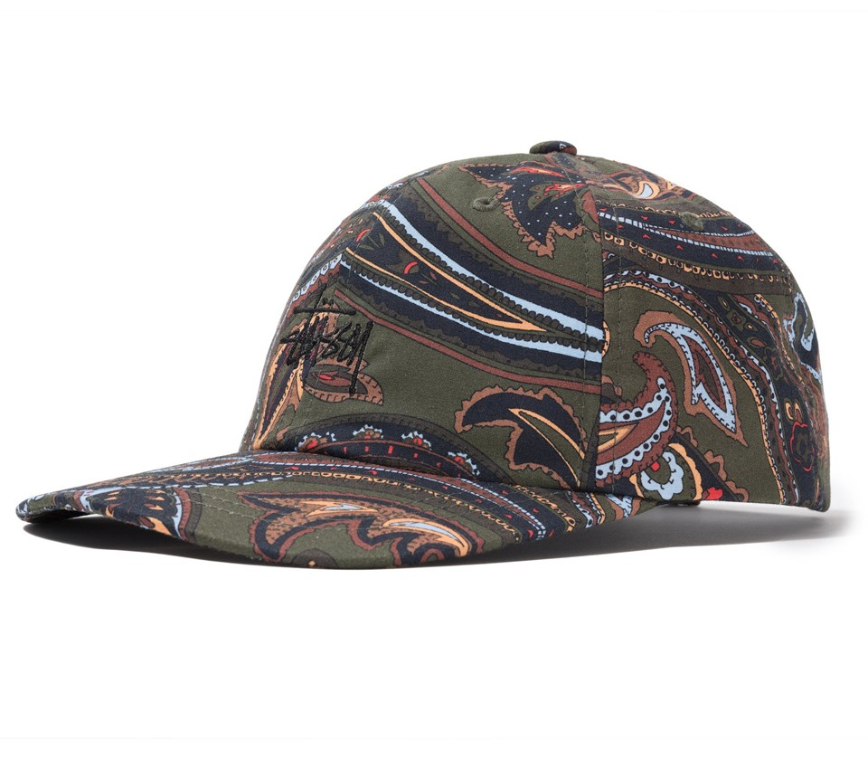 CYPRESS PAISLEY LO PRO CAP