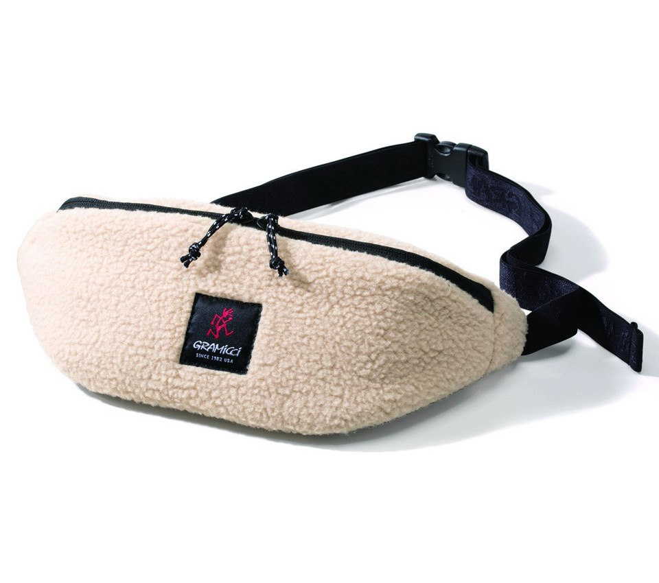 BOA FLEECE BODY BAG