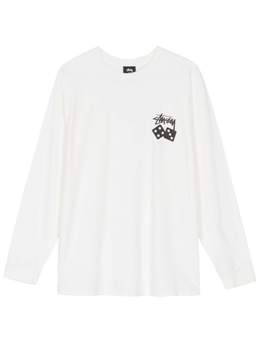 DICE PIG DYED LS TEE