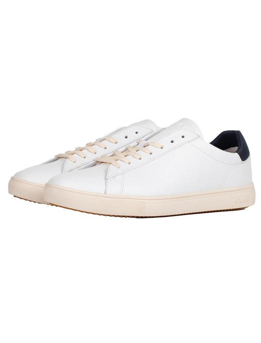 BRADLEY WHITE LEATHER