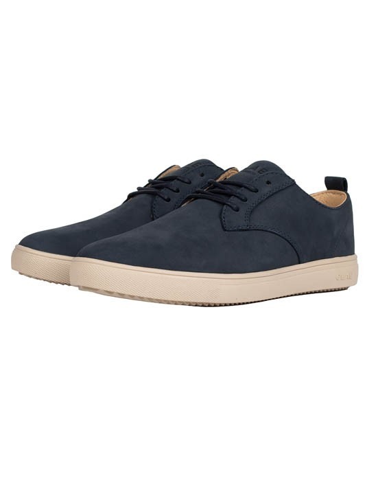 ELLINGTON SP DEEP NAVY NUBUCK