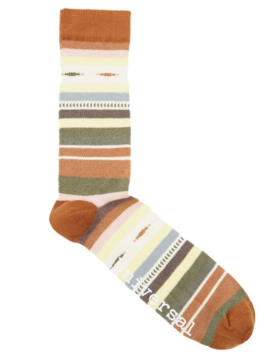 BLANKET STRIPE SOCK