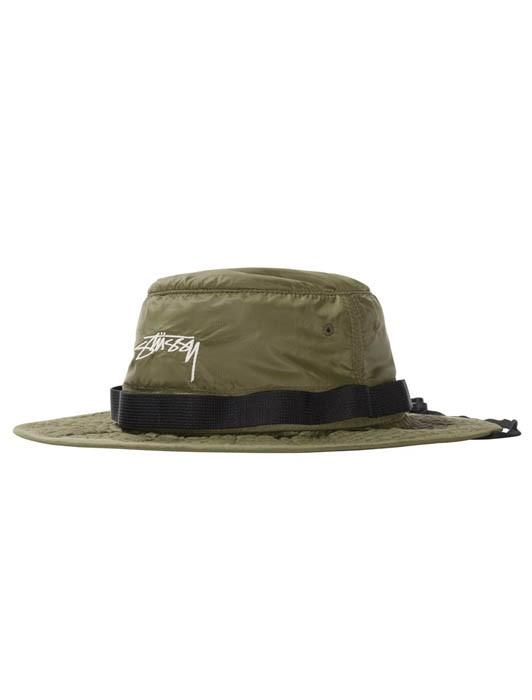 2TONE NYLON BOONIE HAT