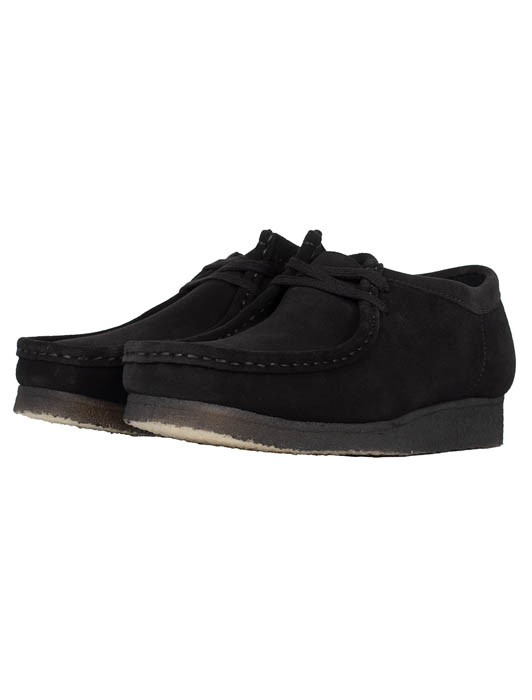 WALLABEE BLACK SOLE