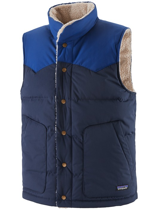 M'S REVERSIBLE BIVY DOWN JACKET