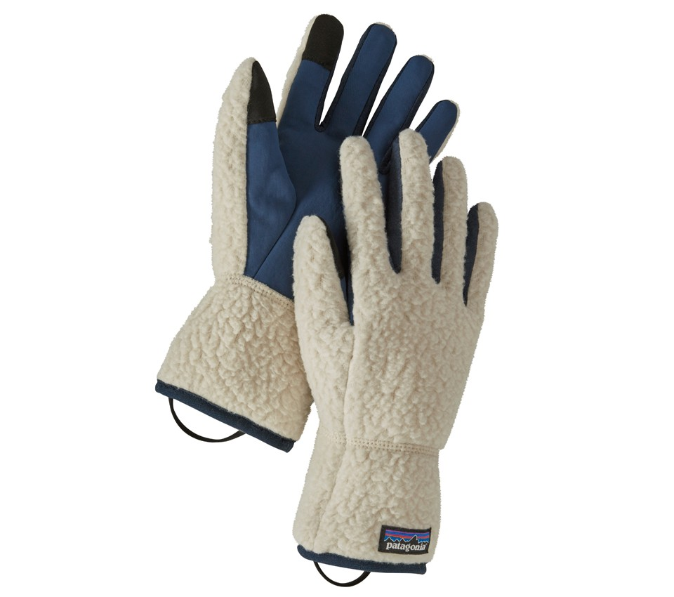 RETRO PILE GLOVES