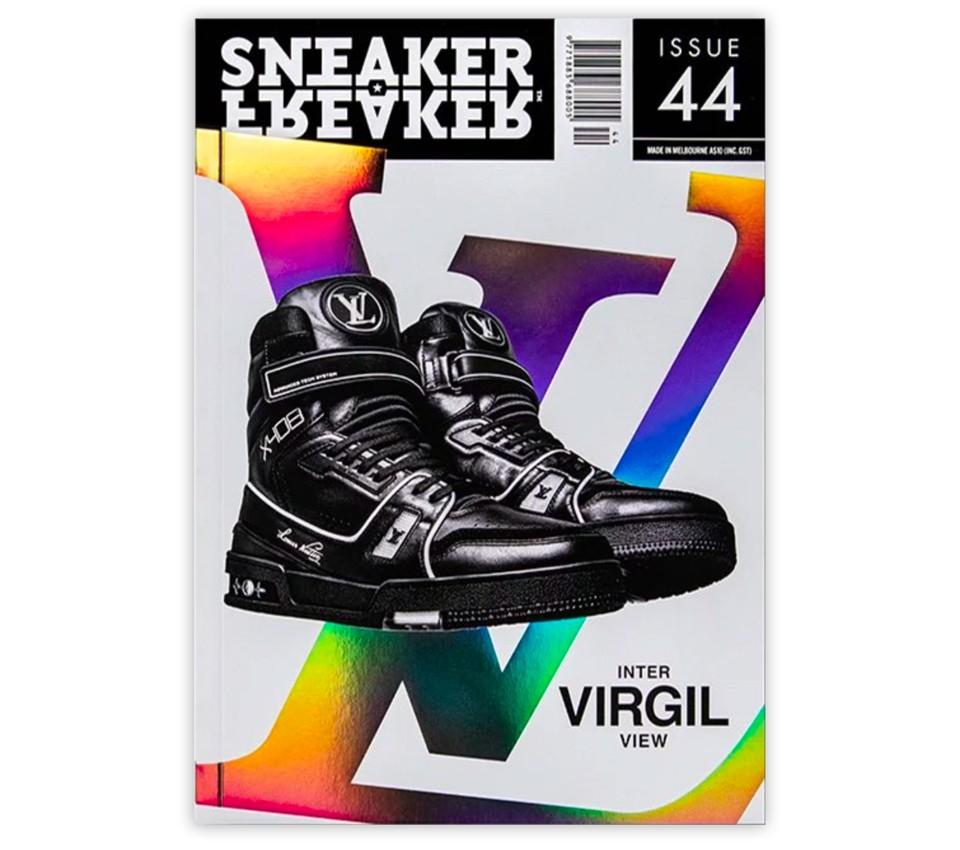 SNEAKER FREAKER 44 VIRGIL