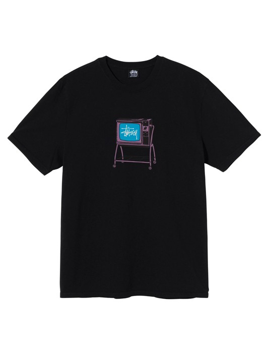 ROLLING TV PIG DYED TEE