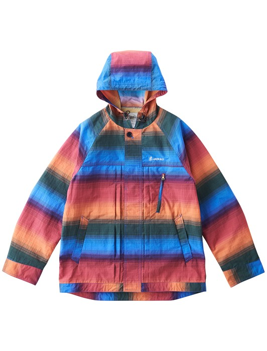 SHELL FIELD PARKA