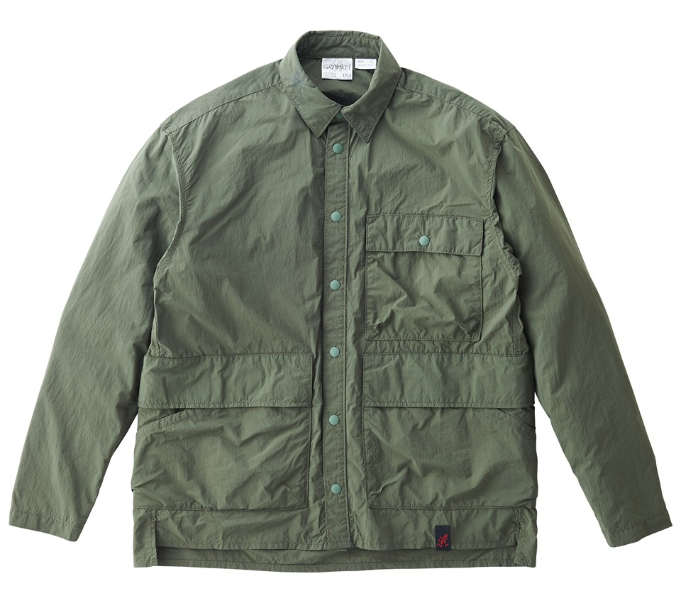 PACKABLE UTILITY SHIRTS